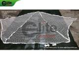 LN2005-Lacrosse Net,6.0mm,Polyester,6'x6'x7'
