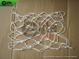 BN3002-Baseketball Net,Nylon,12inch,8 Hooks,5 Sections