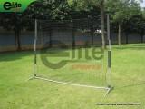 LR2002-Lacrosse Backstop,Steel,8'x7'