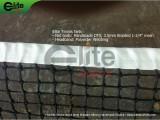 TN2330-Tennis Net,3.0mm Braided Netting,Handmade,Double